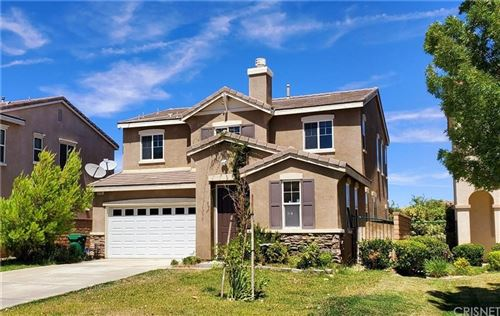 Photo of 2753 HORNBEAM Road, Palmdale, CA 93551 (MLS # SR19197063)