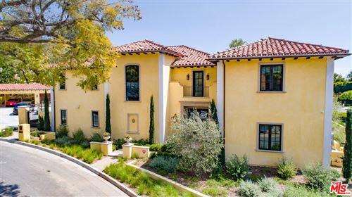 Photo of 1248 LEONA Drive, Beverly Hills, CA 90210 (MLS # 19525064)