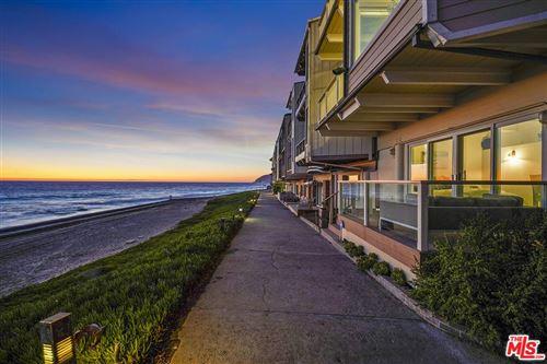 Photo of 11862 South BEACH CLUB Way, Malibu, CA 90265 (MLS # 19529064)