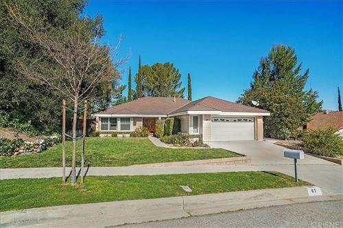 Photo of 67 LA PAZ Court, Simi Valley, CA 93065 (MLS # SR20025065)
