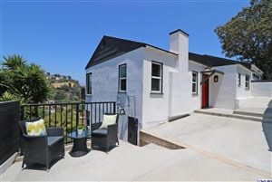 Photo of 1897 LUCILE Avenue, Los Angeles , CA 90026 (MLS # 318005067)