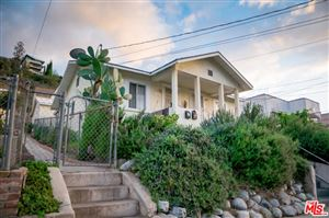 Photo of 3100 DIVISION Street, Los Angeles , CA 90065 (MLS # 18318068)