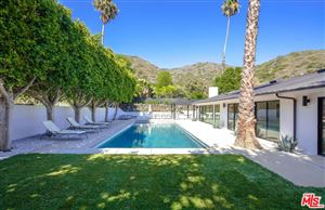 Photo of 30623 RAYO DEL SOL Drive, Malibu, CA 90265 (MLS # 18348068)