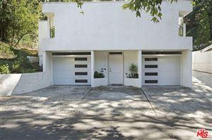 Photo of 9630 YOAKUM Drive, Beverly Hills, CA 90210 (MLS # 19523068)