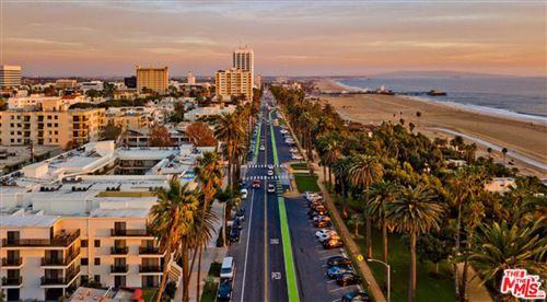 Photo of 833 OCEAN Avenue #304, Santa Monica, CA 90403 (MLS # 20566068)
