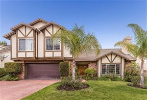 Photo of 6326 DAYLIGHT Drive, Agoura Hills, CA 91301 (MLS # 219000068)