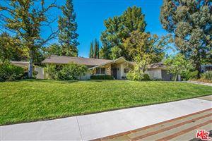 Photo of 4623 EL CABALLERO Drive, Tarzana, CA 91356 (MLS # 19522070)