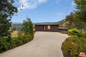 Photo of 25256 PIUMA Road, Calabasas, CA 91302 (MLS # 19423072)