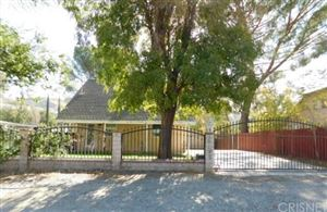Photo of 16942 FORREST Street, Canyon Country, CA 91351 (MLS # SR17252073)