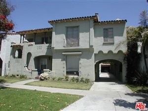 Photo of 1046 South CRESCENT HEIGHTS, Los Angeles , CA 90035 (MLS # 18338074)