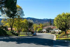 Photo of 763 SHADOW LAKE Drive, Thousand Oaks, CA 91360 (MLS # 218002077)
