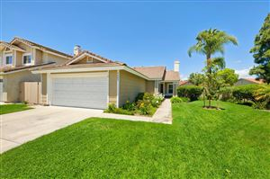 Photo of 5603 CALLE SENCILLO, Camarillo, CA 93012 (MLS # 219006078)