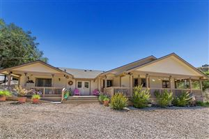 Photo of 7322 WHEELER CANYON Road, Santa Paula, CA 93060 (MLS # 219007078)