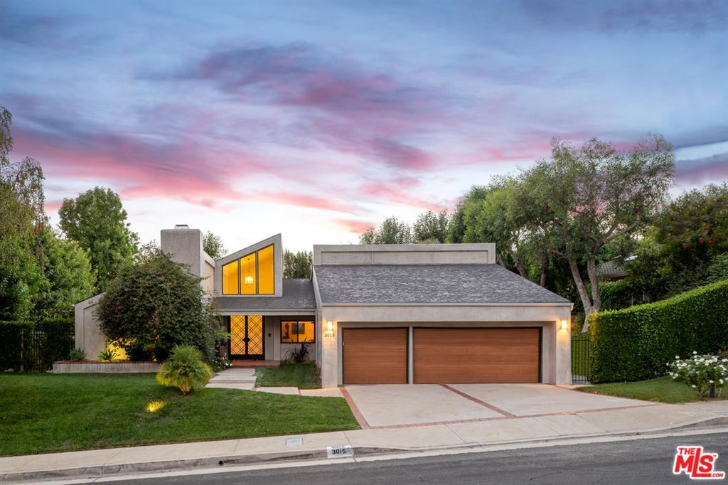 Photo for 3015 DEEP CANYON Drive, Beverly Hills, CA 90210 (MLS # 19422078)