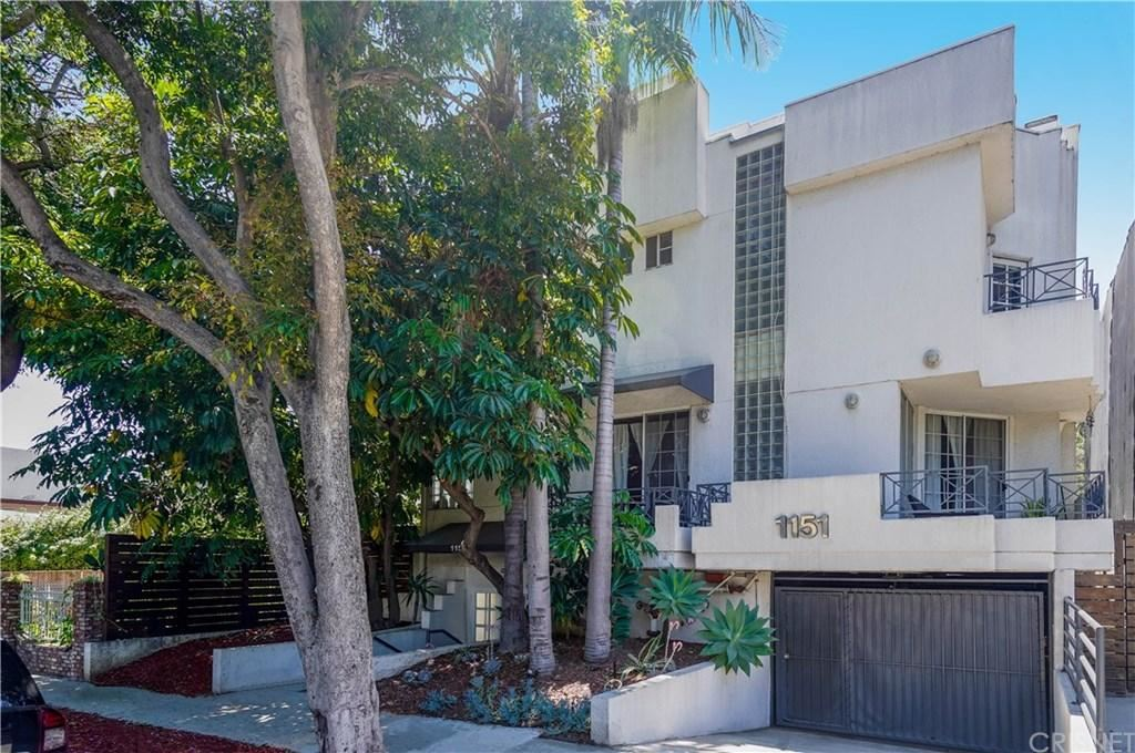 Photo for 1151 North FULLER Avenue #1, West Hollywood, CA 90046 (MLS # SR19165078)