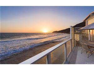 Tiny photo for 42560 PACIFIC COAST, Malibu, CA 90265 (MLS # SR18239079)