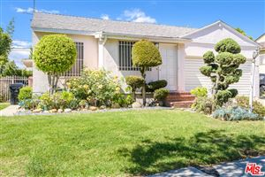 Photo of 10881 WHITBURN Street, Culver City, CA 90230 (MLS # 19468080)