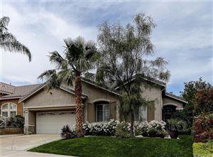 Photo of 21683 CANYON HEIGHTS Circle, Saugus, CA 91390 (MLS # SR19142080)