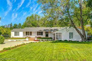 Photo of 4415 LA GRANADA Way, La Canada Flintridge, CA 91011 (MLS # 819002081)