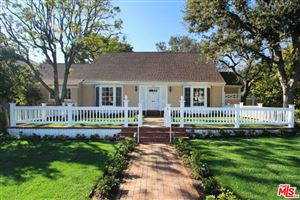 Photo of 517 North BEDFORD Drive, Beverly Hills, CA 90210 (MLS # 18322082)