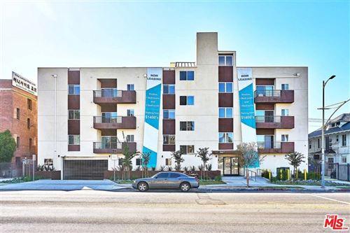 Photo of 1167 South HOOVER Street #104, Los Angeles , CA 90006 (MLS # 19537082)