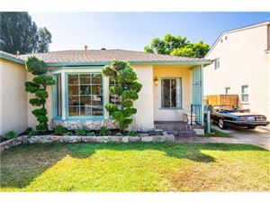 Photo of 5312 KALEIN Drive, Culver City, CA 90230 (MLS # SR18223082)