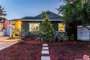 Photo of 4925 BERRYMAN Avenue, Culver City, CA 90230 (MLS # 18388084)