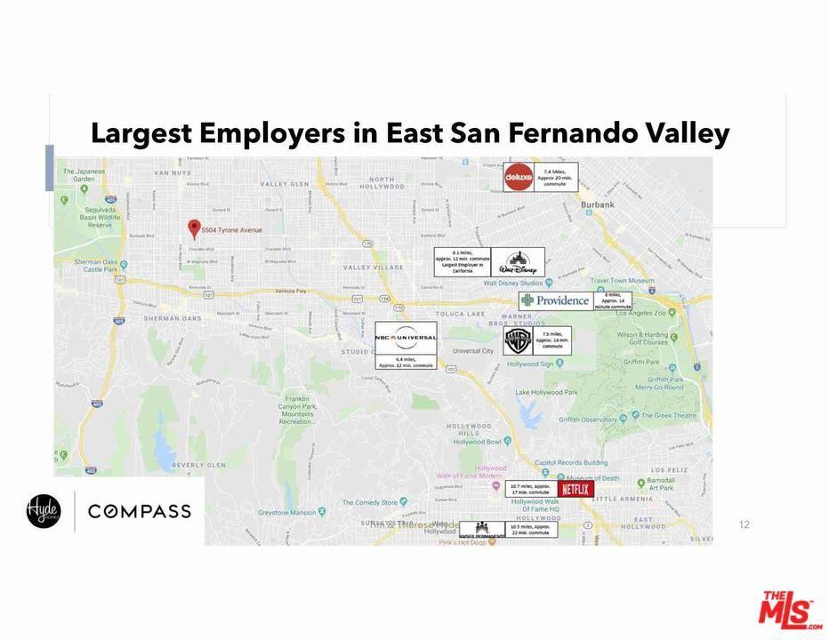 Photo of 5504 TYRONE Avenue, Sherman Oaks, CA 91401 (MLS # 20561084)