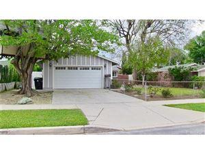 Photo of 16715 DONMETZ Street, Granada Hills, CA 91344 (MLS # SR19089085)