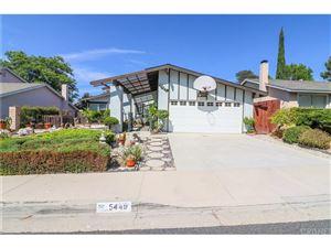 Photo of 5449 SOFTWIND Way, Agoura Hills, CA 91301 (MLS # SR18210086)