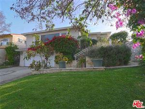 Photo of 3549 GREENFIELD Avenue, Los Angeles , CA 90034 (MLS # 18333088)