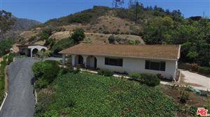 Photo of 3560 SERRA Road, Malibu, CA 90265 (MLS # 18356088)