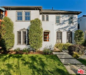 Photo of 1226 South TREMAINE Avenue, Los Angeles , CA 90019 (MLS # 19510088)