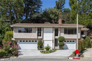 Photo of 207 LOS LAURELES Street, South Pasadena, CA 91030 (MLS # 818004088)