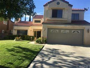 Photo of 2615 MACFARLANE Drive, Lancaster, CA 93536 (MLS # SR18228088)