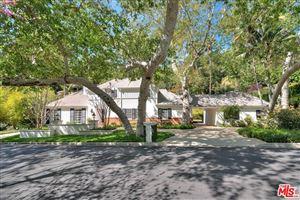 Photo of 10888 CHALON Road, Los Angeles , CA 90077 (MLS # 18320090)