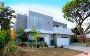 Photo of 16735 MARQUEZ Terrace, Pacific Palisades, CA 90272 (MLS # 18343090)