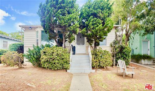 Photo of 2443 CALIFORNIA Avenue, Santa Monica, CA 90403 (MLS # 19502090)