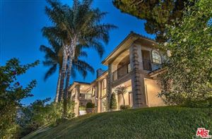 Photo of 15450 BRIARWOOD Drive, Sherman Oaks, CA 91403 (MLS # SR18090090)