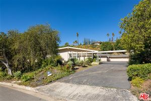 Photo of 1077 North HILLCREST Road, Beverly Hills, CA 90210 (MLS # 19425092)