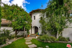 Photo of 3606 MANDEVILLE CANYON Road, Los Angeles , CA 90049 (MLS # 19485092)