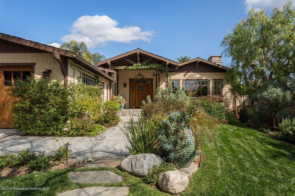 Photo for 4610 ALCORN Drive, La Canada Flintridge, CA 91011 (MLS # 818001092)