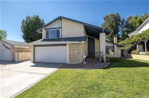 Photo of 22920 CERCA Drive, Valencia, CA 91354 (MLS # SR19113093)