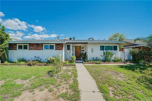 Photo of 7824 TUJUNGA Avenue, North Hollywood, CA 91605 (MLS # SR20064093)