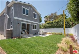 Tiny photo for 3666 MILITARY Avenue, Los Angeles , CA 90034 (MLS # 18386094)