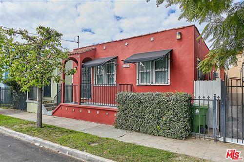 Photo of 2323 NAOMI Avenue, Los Angeles , CA 90011 (MLS # 20558094)