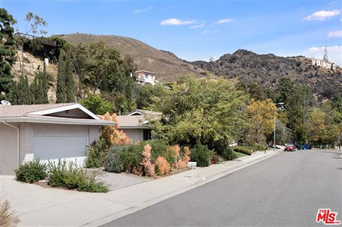 Photo of 2740 LAKE HOLLYWOOD Drive, Los Angeles , CA 90068 (MLS # 20568094)