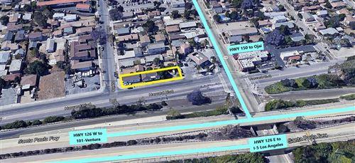 Photo of 969 HARVARD Boulevard, Santa Paula, CA 93060 (MLS # 219001094)