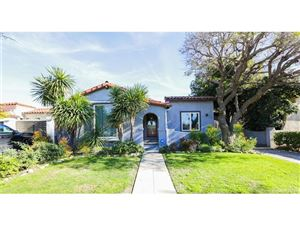 Photo of 1772 South CRESCENT HEIGHTS, Los Angeles , CA 90035 (MLS # SR18017095)