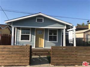 Photo of 3486 West 63RD Street, Los Angeles , CA 90043 (MLS # 18353096)